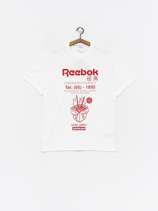 T-shirt Reebok Cl Itl Noodles Tee (white)