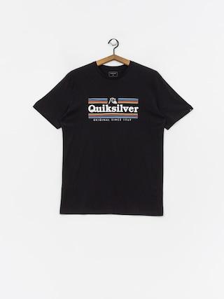 T-shirt Quiksilver Get Buzzy (black)