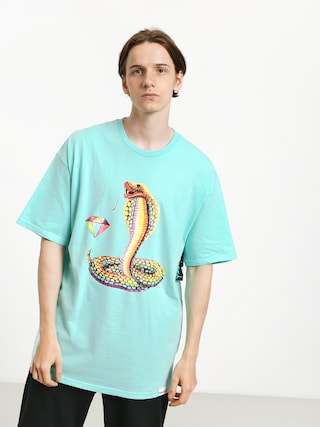 T-shirt Diamond Supply Co. Cobra (diamond blue)