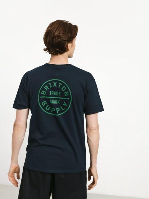 T-shirt Brixton Oath Stt