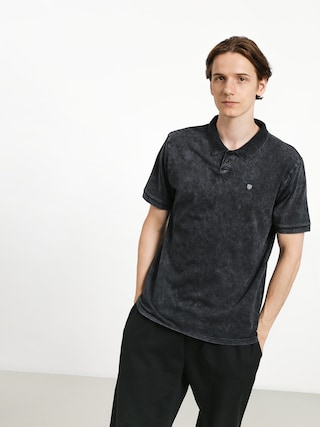 Polo Brixton Wales (black acid wash)