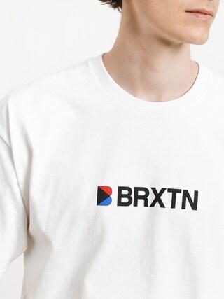 T-shirt Brixton Stowell IV Stt (white)