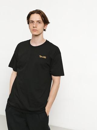 T-shirt Brixton Grade III Stt (black/gold)