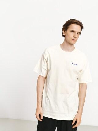 T-shirt Brixton Grade III Stt (off white)