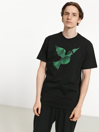 T-shirt Nervous Icon (black)