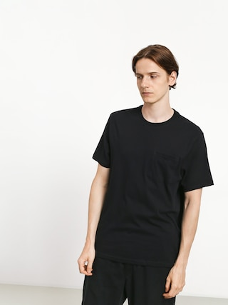 T-shirt Element Basic Pocket Cr (flint black)