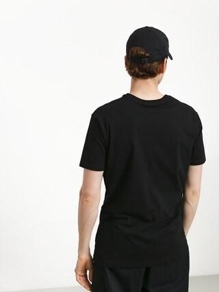 T-shirt Stoprocent Base Tag (black/black)