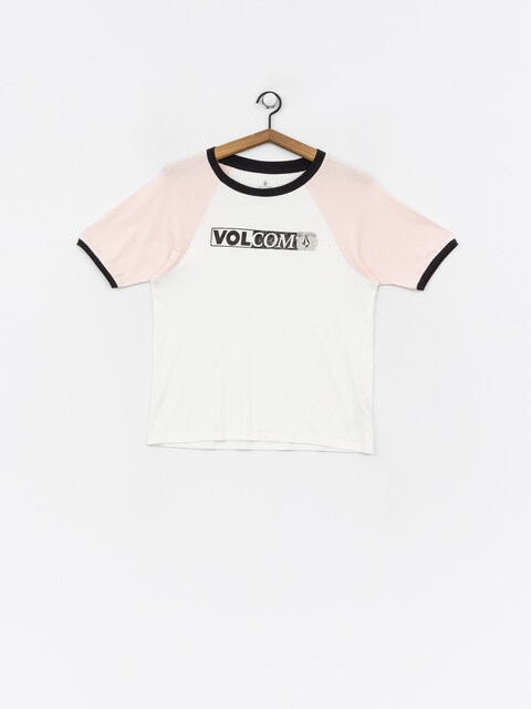 T-shirt Volcom Volstone Ringer Wmn