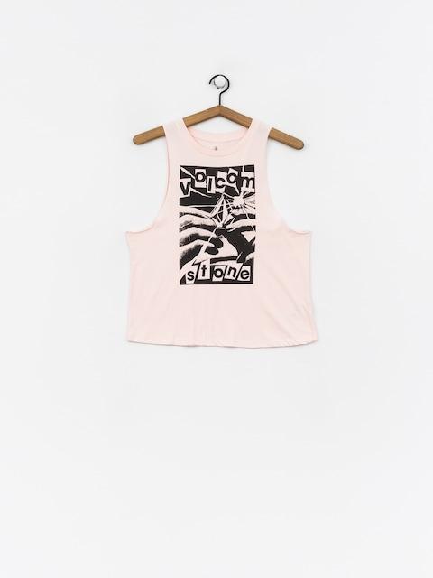 Koszulka Volcom Get High Neck Wmn