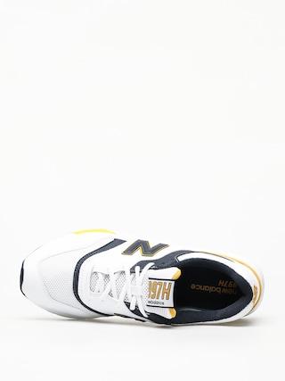 Buty New Balance 997 (white/navy)