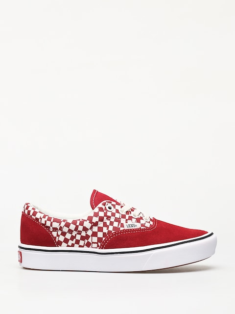 Buty Vans ComfyCush Era (tear check/racing red/true white)