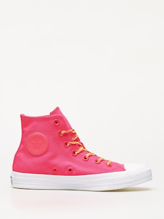 Trampki Converse Chuck Taylor All Star Hi Glow Up Wmn (dark pink)