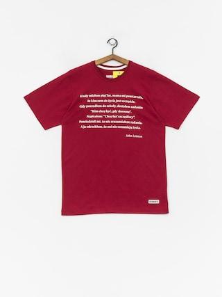 T-shirt Diamante Wear Jonh (burgundy)
