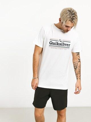 T-shirt Quiksilver Get Buzzy (white)