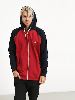 Bluza z kapturem Quiksilver Everyday ZHD (garnet)