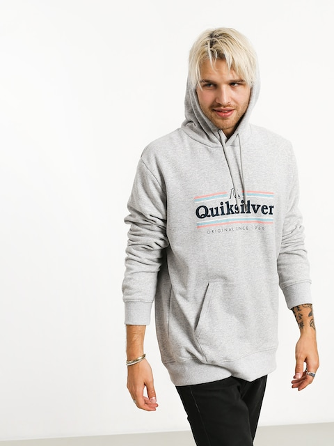 Bluza z kapturem Quiksilver Get Buzzy Screen Fleece HD
