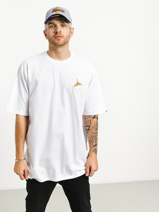 T-shirt Stoprocent P O P (white)