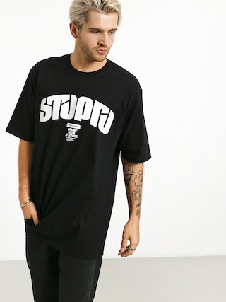 T-shirt Stoprocent Future Retro (black)
