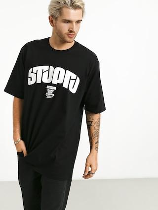 T-shirt Stoprocent Future Retro (black)
