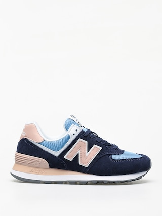 Buty New Balance 574 Wmn (navy/pink)