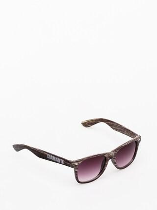 Okulary przeciwsu0142oneczne Diamante Wear Woody (brown)