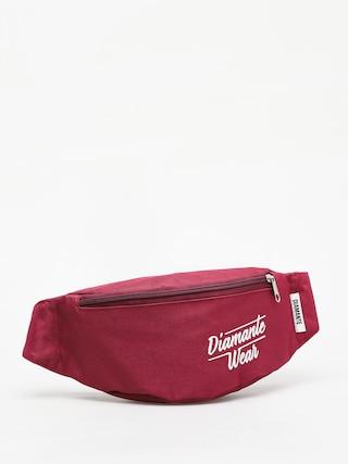 Nerka Diamante Wear Diamante Logo (burgundy)