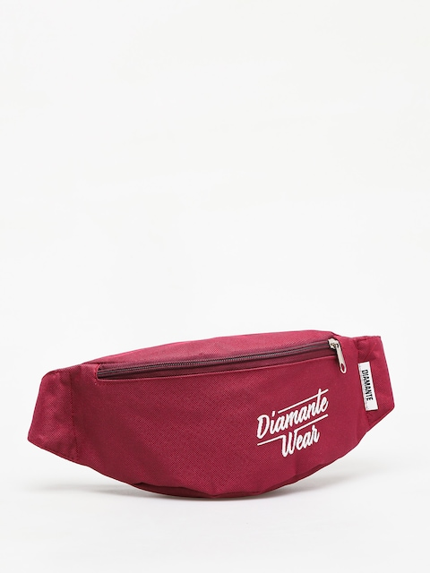 Nerka Diamante Wear Diamante Logo (burgundy)