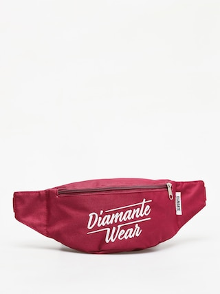 Nerka Diamante Wear Diamante Logo Big (burgundy)