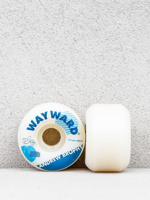 Kółka Wayward Brophy (white/blue)