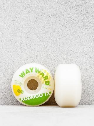 Kółka Wayward Rodrigo (white/green)