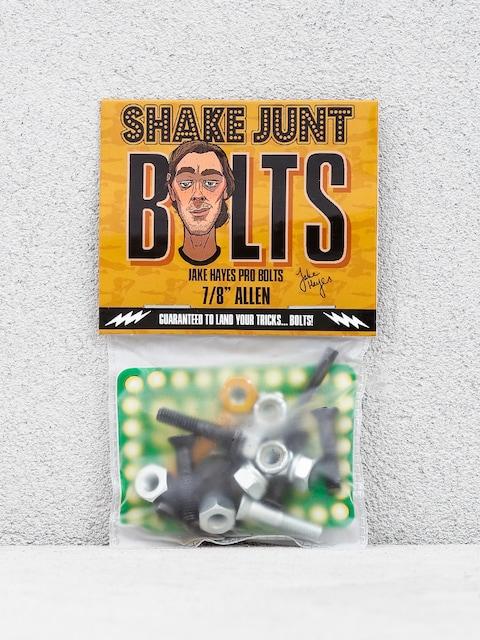 Montażówki Shake Junt Jake Hayes Pro Bolts Allen (gold/silver/black)