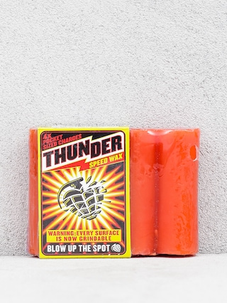Wosk Thunder Speed Wax (red)