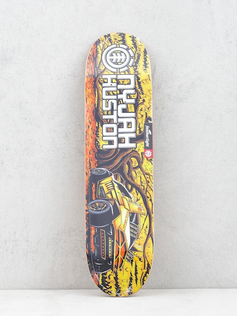 Deck Element Nyjah Futr Natr Bot