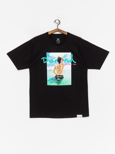 T-shirt Diamond Supply Co. Waist Deep