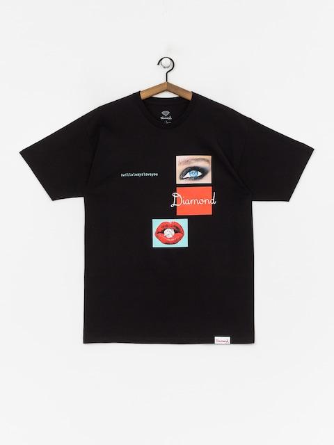 T-shirt Diamond Supply Co. I Will Always
