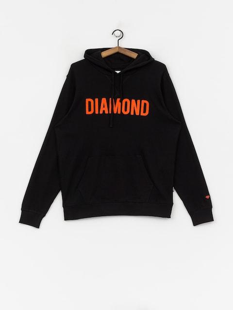 Bluza Diamond Supply Co. Diamond French Terry (black)