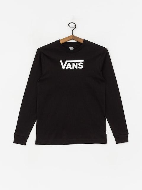 Longsleeve Vans Flying V Classic Wmn (black)