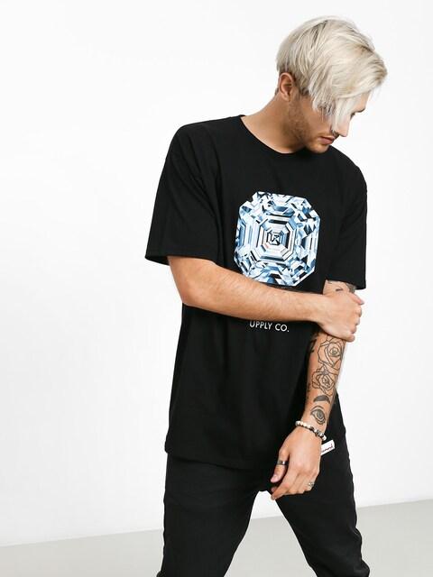 T-shirt Diamond Supply Co. Asscher Cut