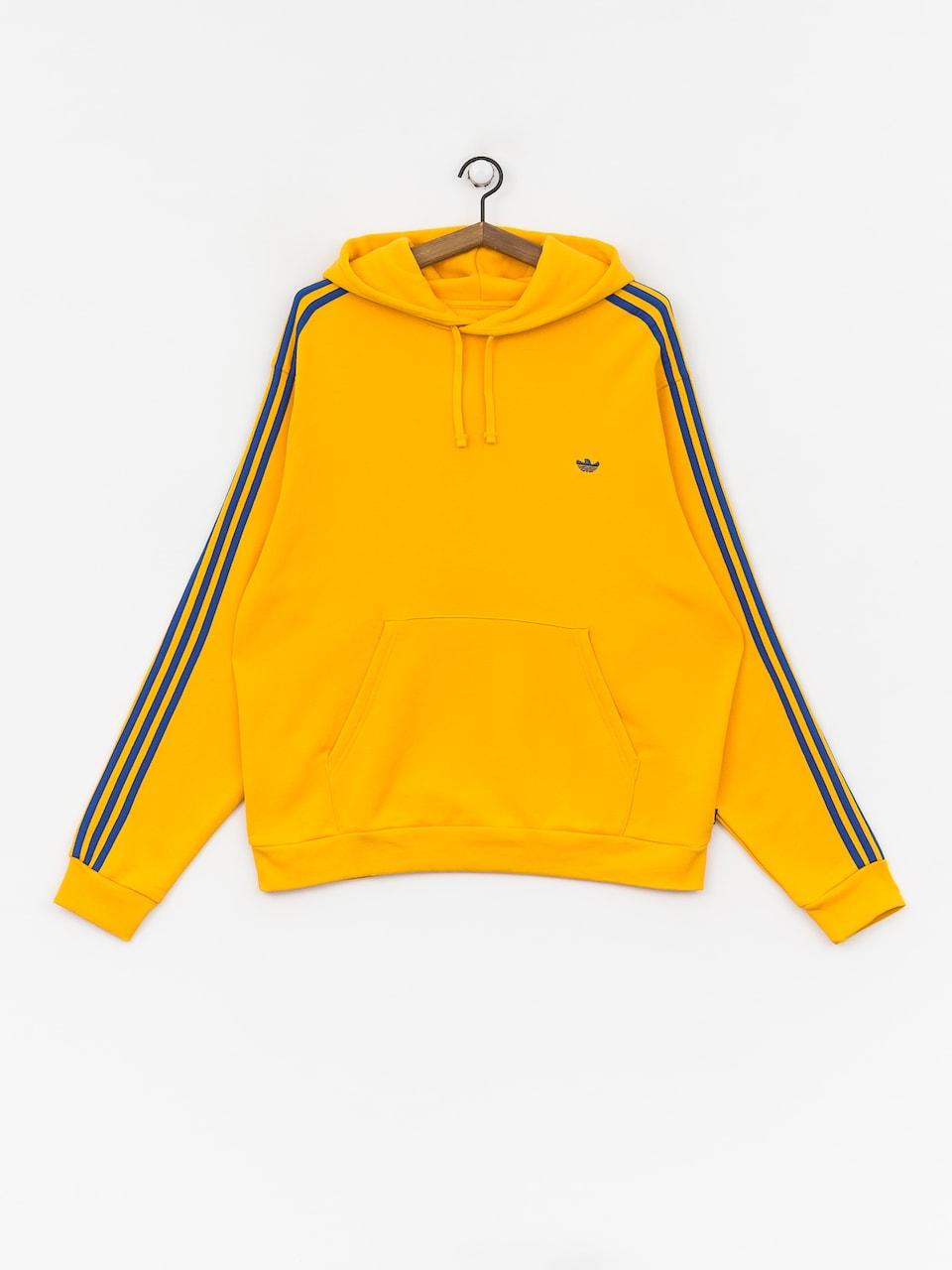 Bluza z kapturem adidas Mini Shmoo HD (active gold