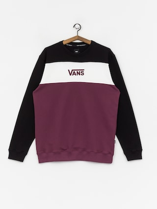 Bluza Vans Retro Active (prune/black)
