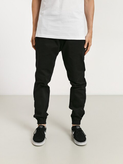 Spodnie Malita Jogger (black stripes)