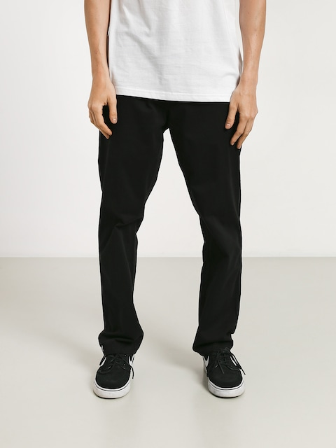 Spodnie Malita Chino Low (black/stripes)