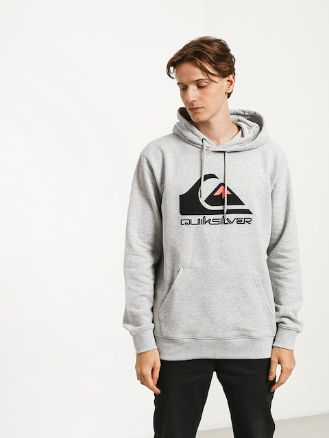 Bluza z kapturem Quiksilver Omni Logo Screen Fleece HD