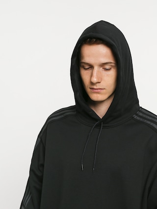 Bluza z kapturem adidas Tech Hood (black/carbon)