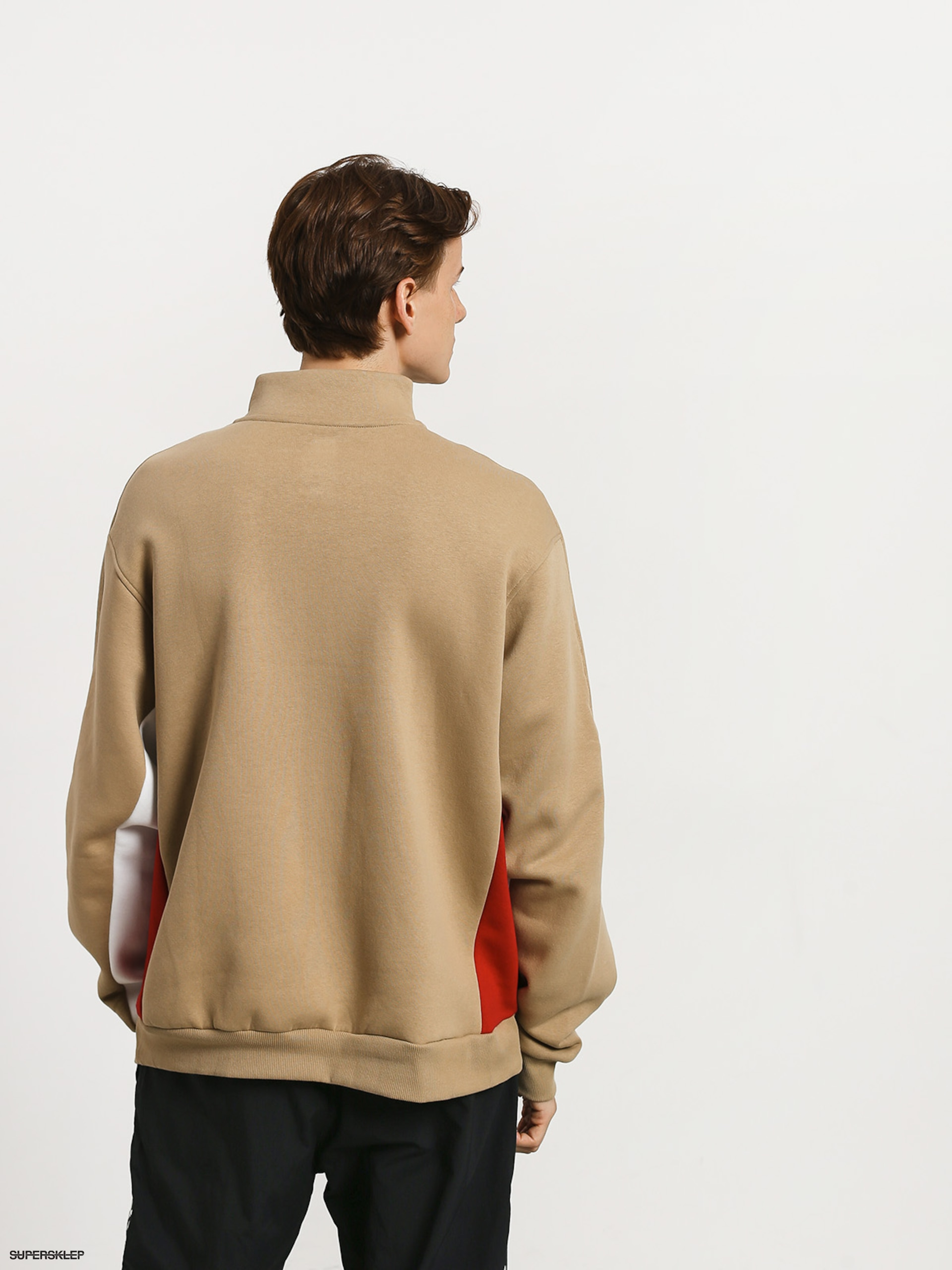 adidas bluza khaki