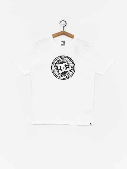 T-shirt DC Circle Star