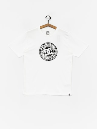 T-shirt DC Circle Star (snow white)
