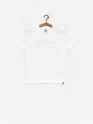 T-shirt DC Deckland (snow white)