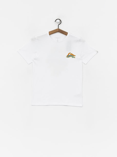 T-shirt Quiksilver Tattered