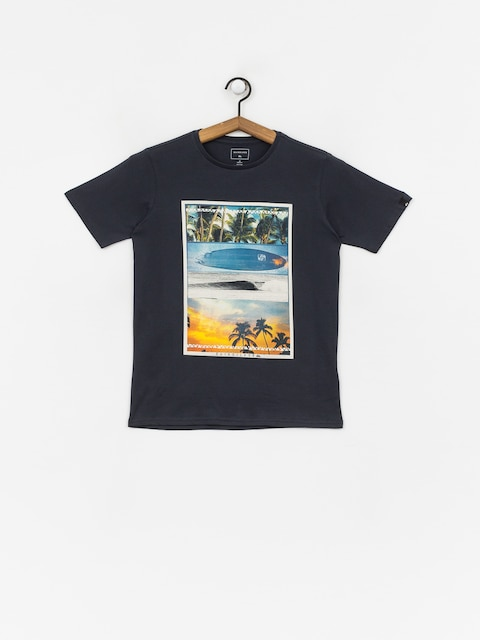 T-shirt Quiksilver Place To Be (blue nights)